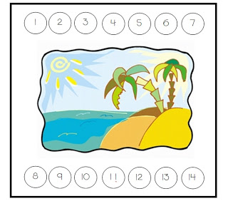 Countdown Calendars Freebie!