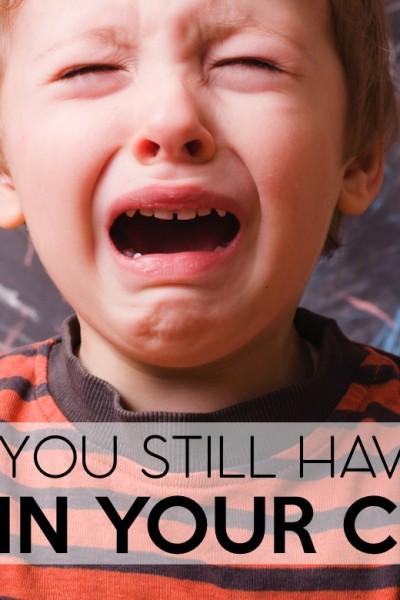 Do You Still Have A Crier?