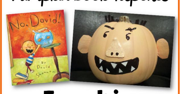 Pumpkin Book Report Freebie!