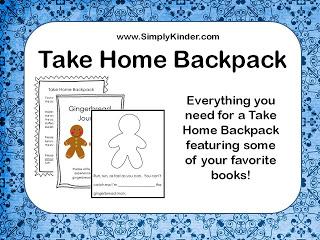 Take Home Book Freebie!
