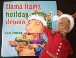 Llama Llama Holiday Class Book!