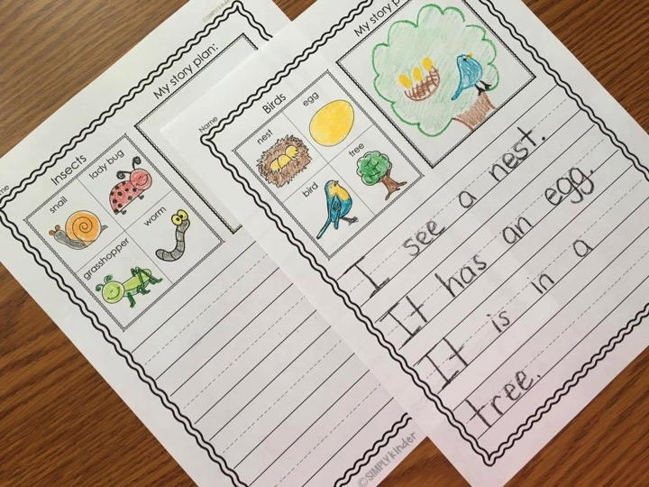 writing ideas for kindergarten Writing programs, creative writing prompts, writing contests for writers and poets check out our amazing database of thousands of free creative writing prompts.