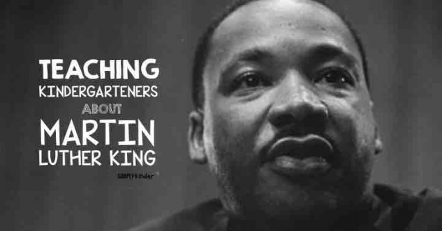 Martin Luther King Day Activities – Free Reader