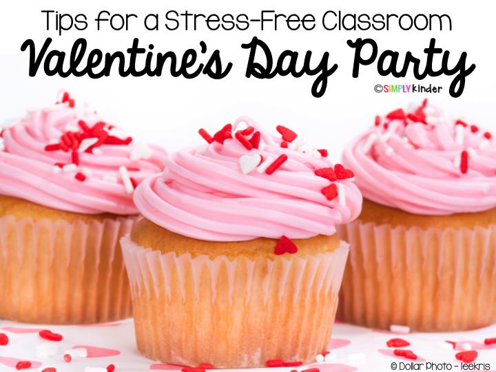 Stress Free Valentine's Party