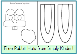 Rabbit Hats, Kindergarten, Hat