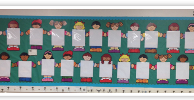 More Back-To-School Bulletin Boards!
