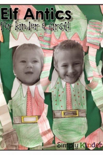 Elf Naming Freebie