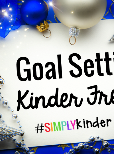 New Year's Resolution Freebie!