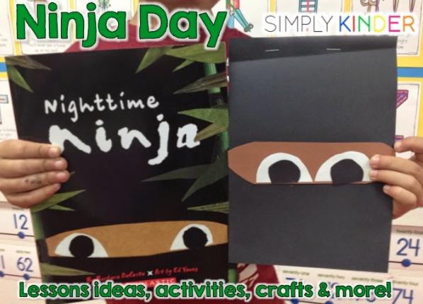 Ninja Day!