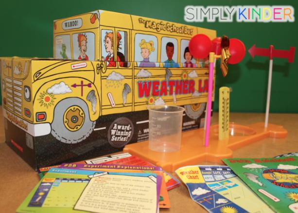 Magic School Bus Science Kits!