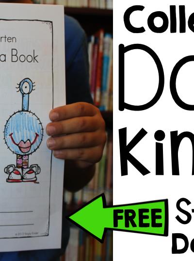 Collecting Data In Kindergarten – Making It Work!