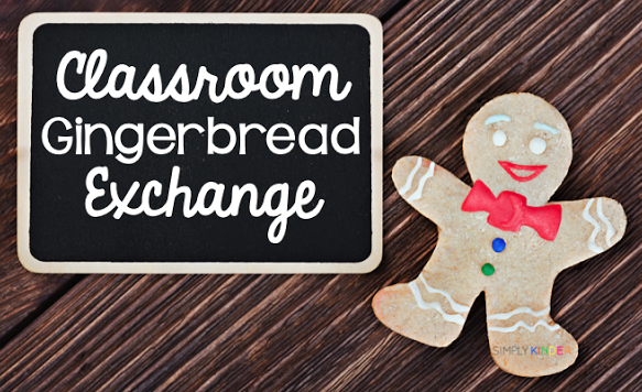 Gingerbread Exchange Sign Ups