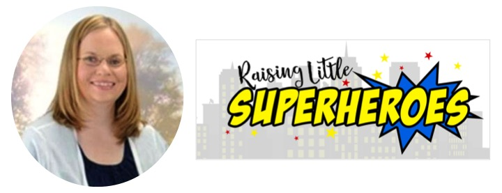 Raising Little Superheroes on Simply Kinder