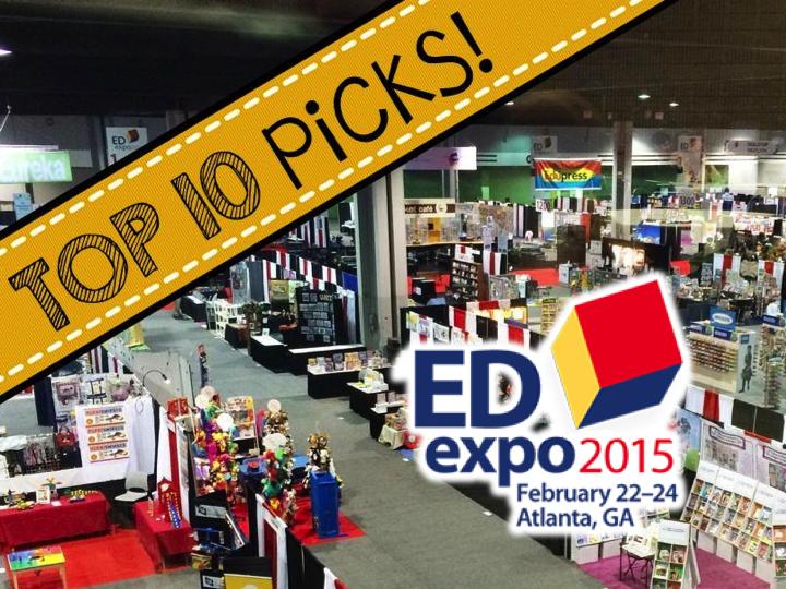EdExpo Top Picks 2015