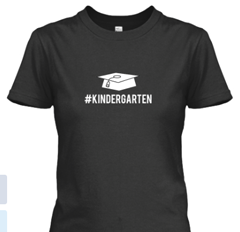 End of Year Kindergarten Shirt