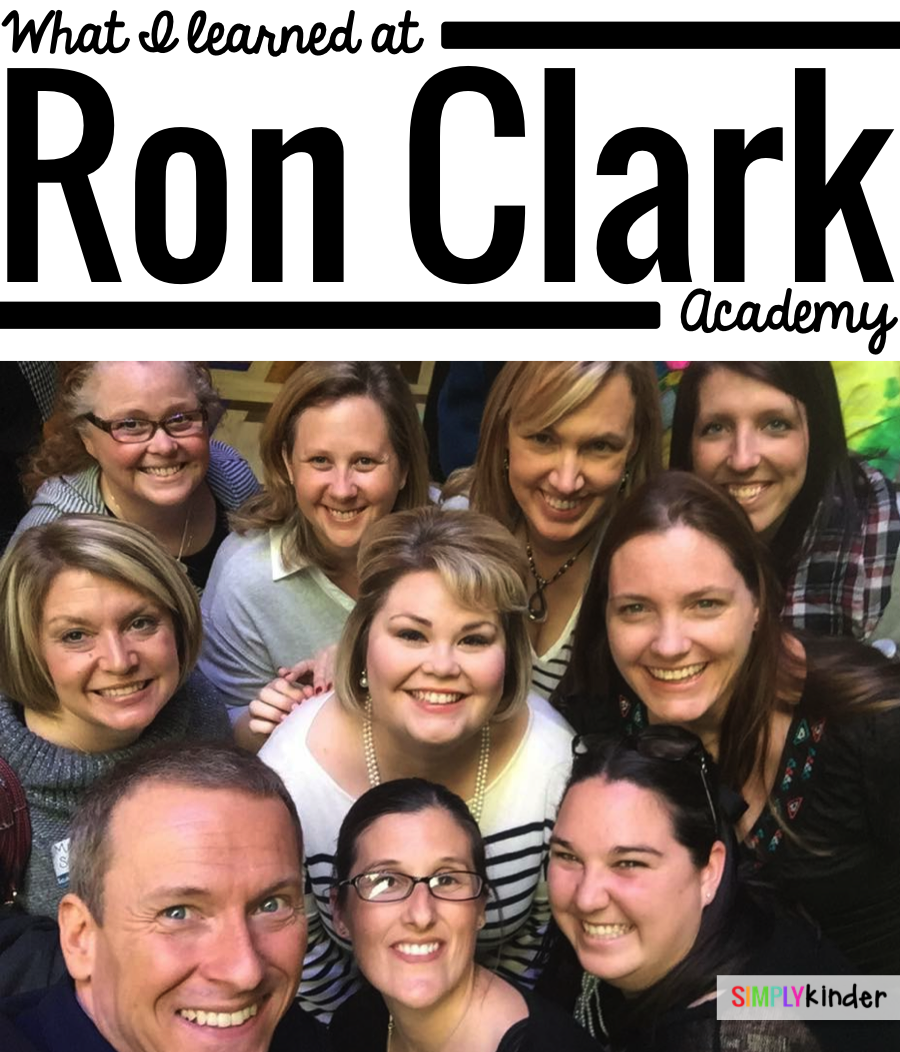 What I learned at Ron Clark Academy. #SimplyKinder
