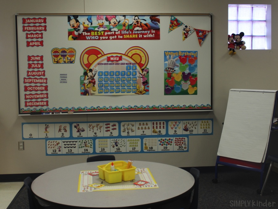 Classroom Decor Set Free : Disney classroom decor simply kinder