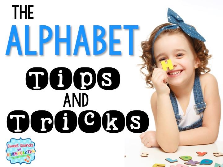 Alphabet Tips and Tricks