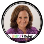 Simply Kinder - A great kindergarten teacher to follow on Instagram! Check out who else is on the list!