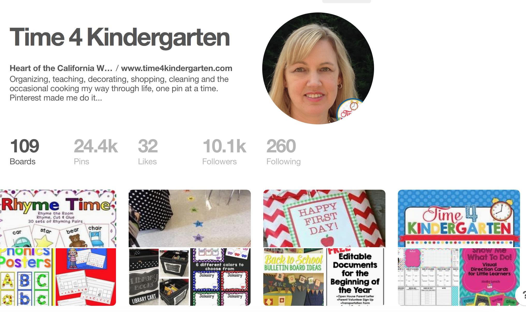 10 Teachers to Follow on Pinterest