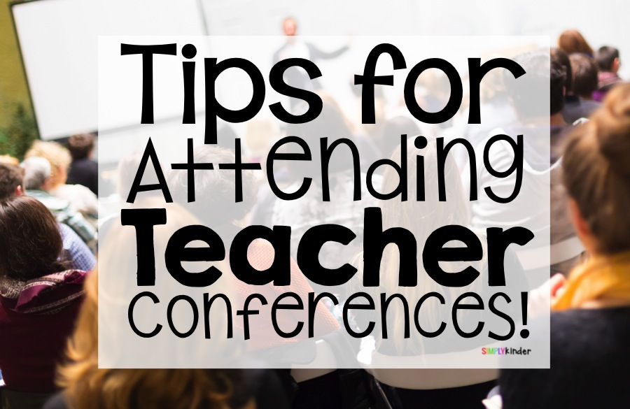 Tips for Teacher Conferences