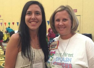 Frog Street Splash 2015!  A great early childhood conference for preschool, kindergarten, and first grade teachers.