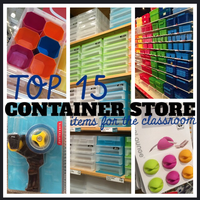 Innovative Classroom Storage ~ Organizing your classroom simply kinder