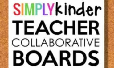 Join the Simply Kinder Collaborative Teacher Pinterest Boards to collect and find great kindergarten and early childhood content!