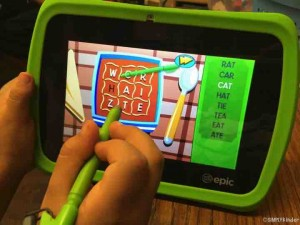 LeapFrog Epic - great way to add some technology to your early childhood classroom!
