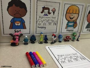 Inside Out Writing Activity