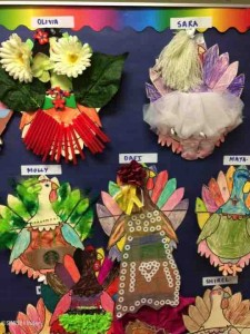Turkeys in Disguise - A great family project for your kindergarten, preschool, and first grade classrooms!