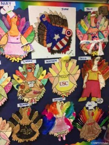 Turkeys in Disguise - A great family project for your kindergarten, preschool, and first grade classrooms!!