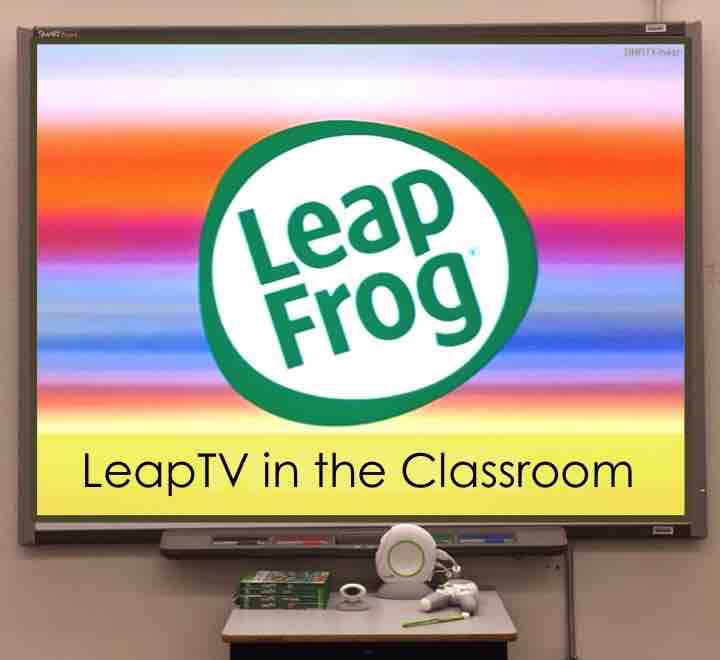 LeapTV in the Classroom!