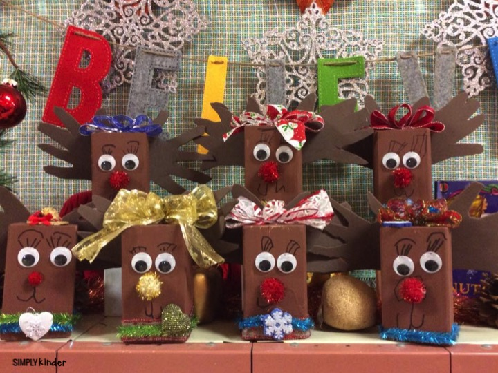 Kindergarten Christmas Gift Ideas