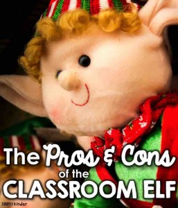 The Pros and Cons of the Classroom Elf.