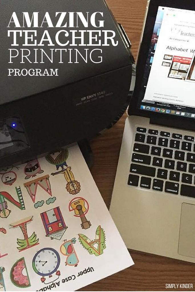 best teacher printer