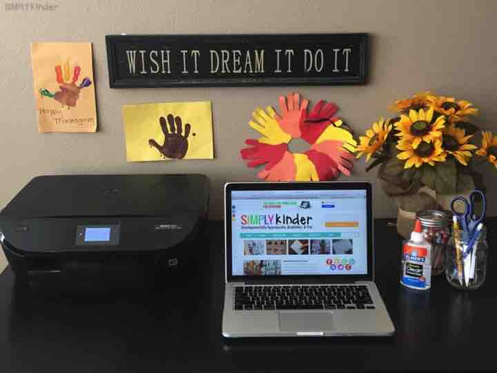 The best at home printer for teachers.