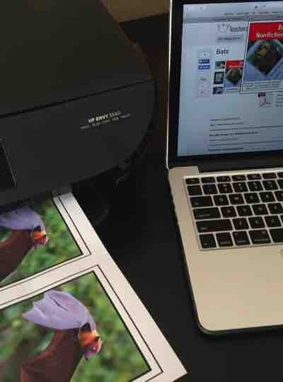 The Best Teacher Printer