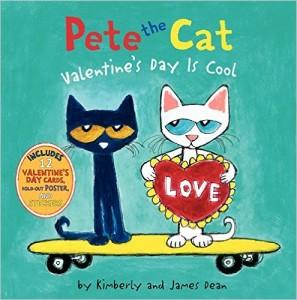 Valentine's Day Books for Kinder
