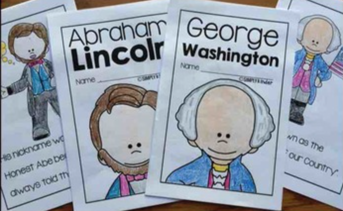 Presidents' Day Readers
