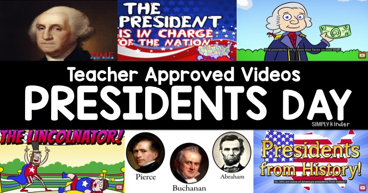 Presidents' Day Videos