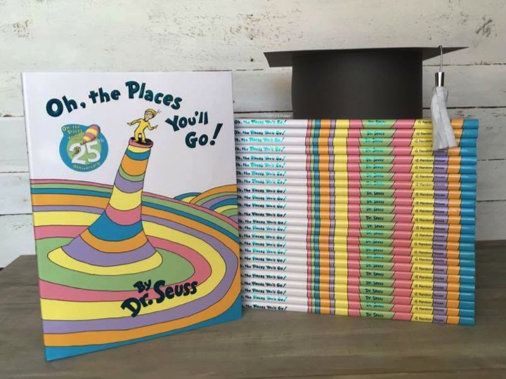 Oh The Places You'll Go! Keepsake Tradition Books