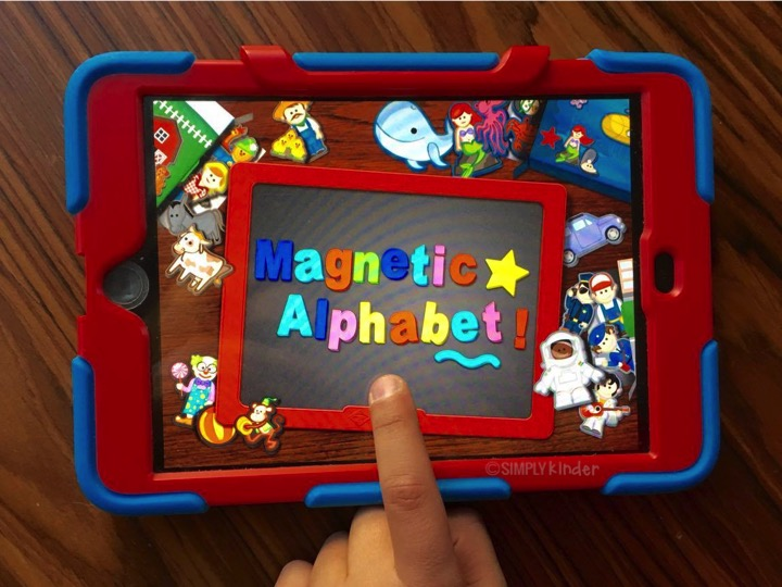 Reading Apps for Kindergarten