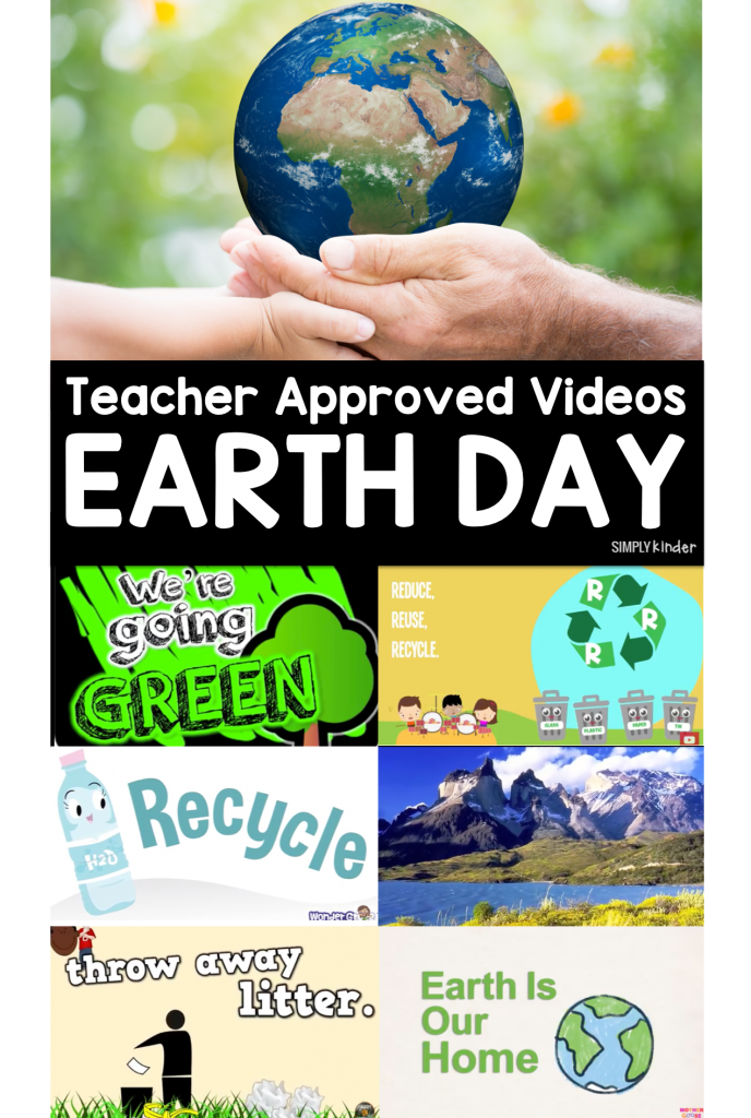 Teacher Approved Earth Day Videos