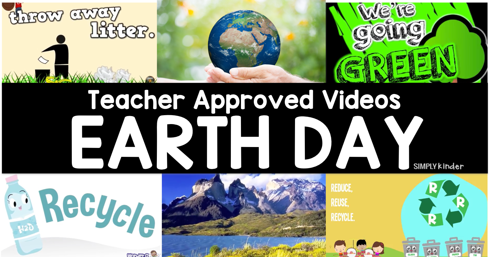 Earth Day Videos for Kids