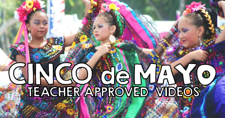 Cinco de Mayo Videos for Kids