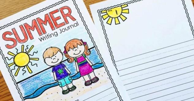 Free Summer Journal
