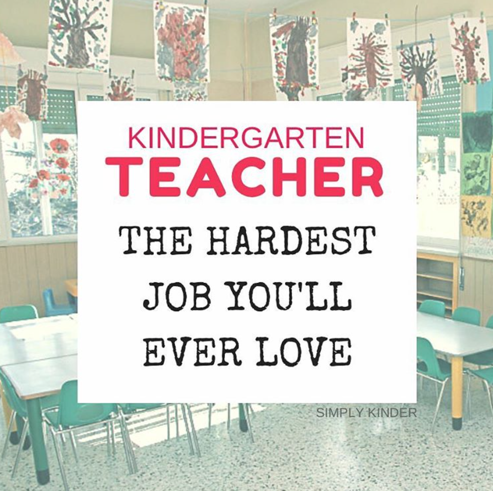 Kindergarten Memes - Simply Kinder