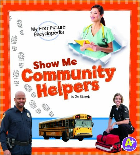 Show Me Community Helpers Book