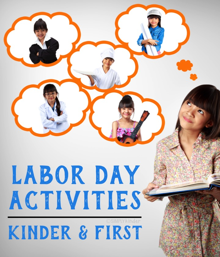 Labor Day Activities for Kindergarten